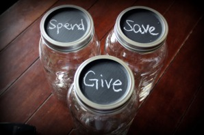 give-save-spend